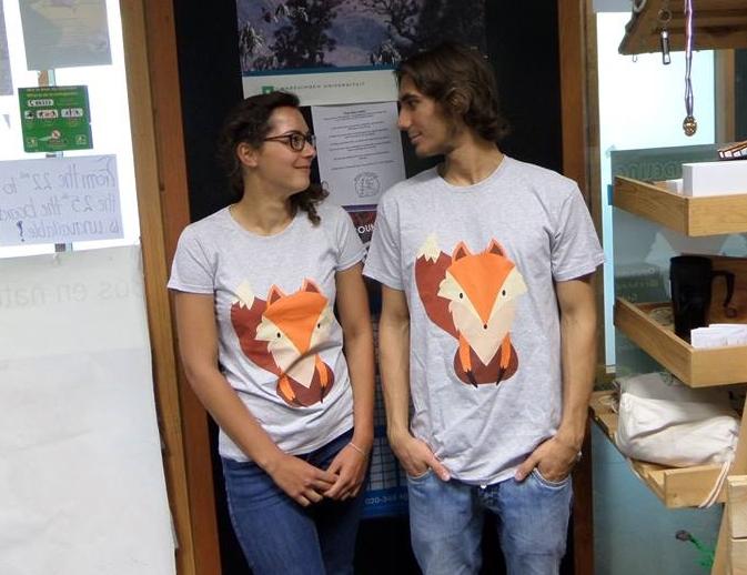 FoxTshirt